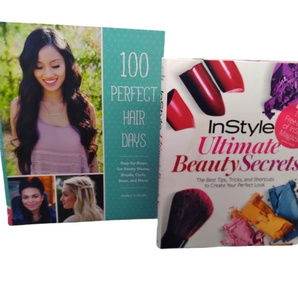 Hair & Makeup Beauty Book Bundle